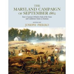 antietam essays on the 1862 maryland campaign The maryland campaign—or antietam campaign—occurred september 4–20, 1862, during the american civil war confederate gen robert e lee's first invasion of the.
