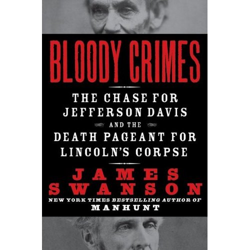 Manhunt: The 12-Day Chase For Lincolns Killer by James L. Swanson.