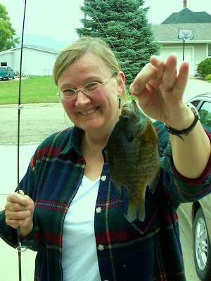 largest bluegill