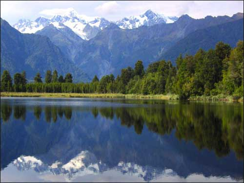 New Zealand World Most Beautiful Places Holiday New Zealand