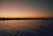 ... quan s´amaga el sol !!