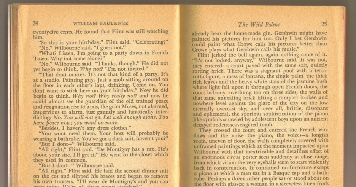 Faulkner S The Old Man 69