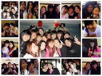 Uni classmates