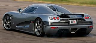 2006 koenigsegg ccx rear and side g 10 Mobil Termahal di Dunia