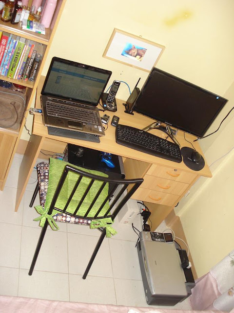teecup's work space