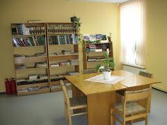 Bibliotēka. Foto: