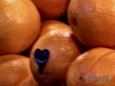 Love & Orange | Aşk & Portakal