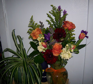 i got more flowers!