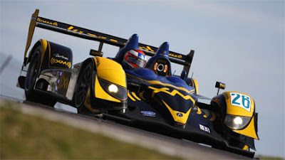 [Clic para agrandar - El Honda Acura del Andretti Green Racing - automOndo]