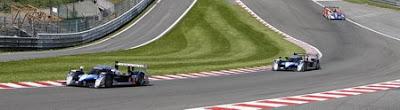 [Los Peugeot en Spa-Francorchamps - automOndo.com.ar]