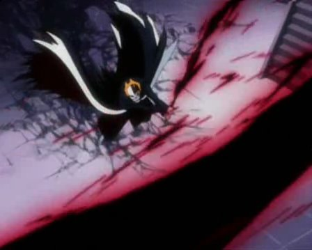 Bleach Dragon Getsuga Tenshou, Bleach Dragon