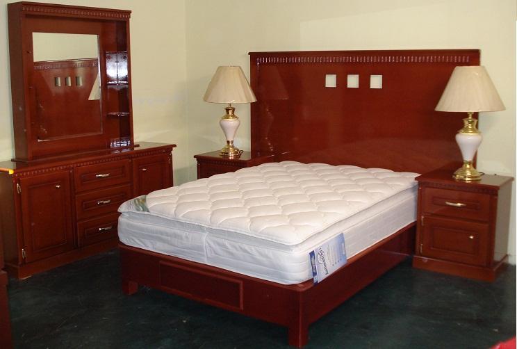 Mueblera solang bases para cama modelo barcelona for Bases para cama king size df