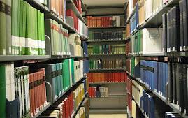 Piipahda kirjastossani: