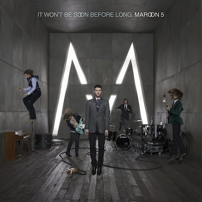 FULL ALBUM MAROON 5 - IT WON'T BE SOON BEFORE LONG