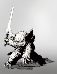 Yoda - Ink