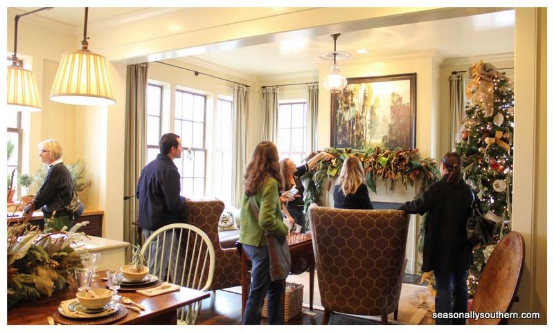 Seasonally Southern Southern Living Idea House Senoia Ga
