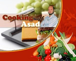 Chef Asad Cook Book (0213-4977871)
