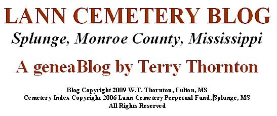 Lann Cemetery Blog