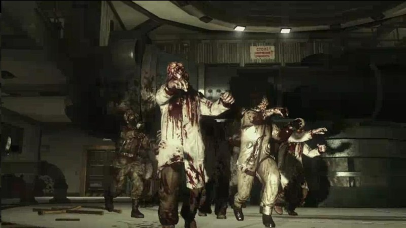 call of duty black ops zombies todos los mapas
