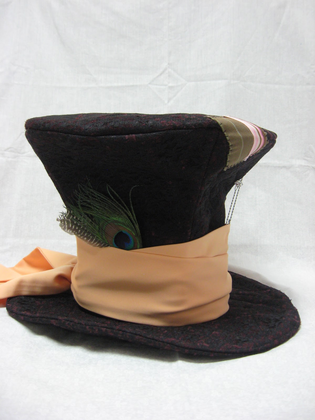 craft with confidence the mad hatter hat success