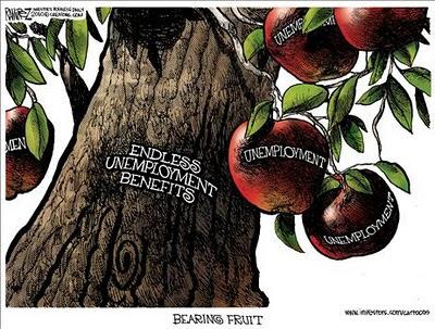 obama fail unemployment