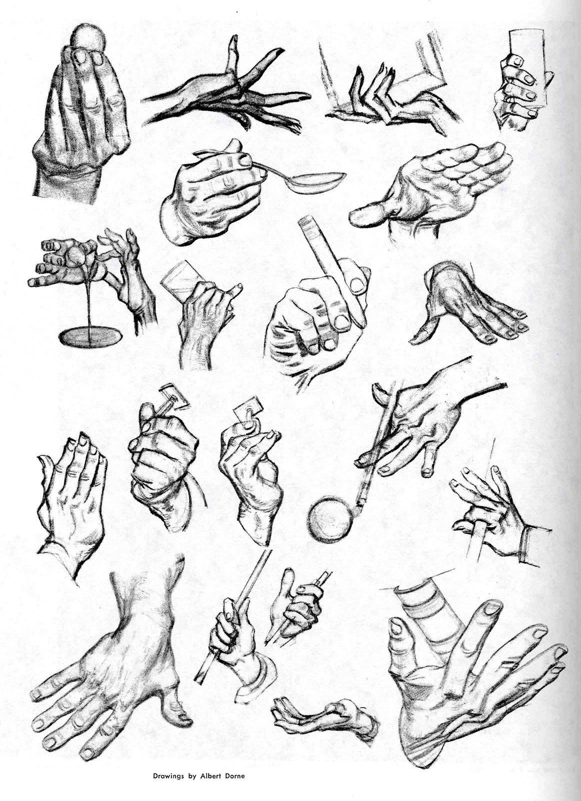 Character Design Hands : Character and creature design notes hand reference part four