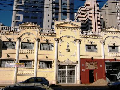 Edificio histórico de maringá