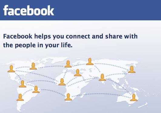 Halaman Facebook Login