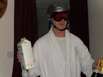 Champagne precautions 2010