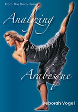 Higher Leg Extensions For Arabesque -  DVD at The Body Series