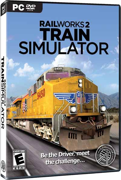 RailWorks 2: Train Simulator [L] [MULTi4] (2010)