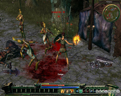 Loki: Heroes of Mythology(PC/ENG/2007)