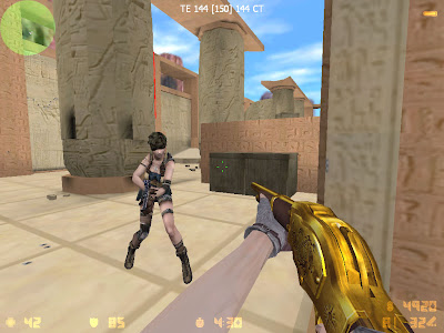 Free Download Counter Strike Extreme v5 2011