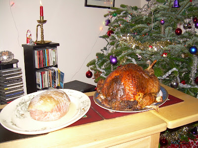 Turkey and Ham
