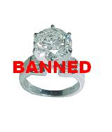 Nanny Bans Jewellery