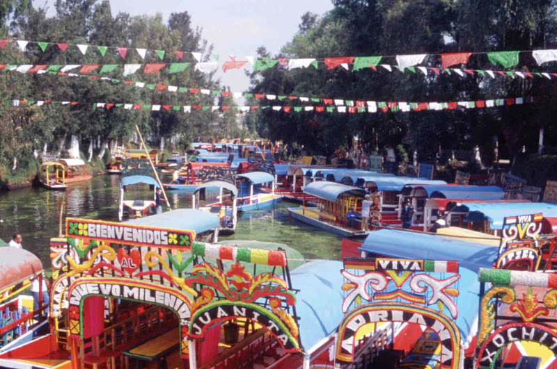 Xochimilco sólo le dan 10 años más de vida title=