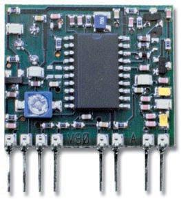 Le module Aurel MAV-UHF à 479,5 MHz