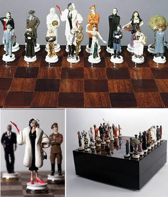 Chess Sets Cool Photo Collection