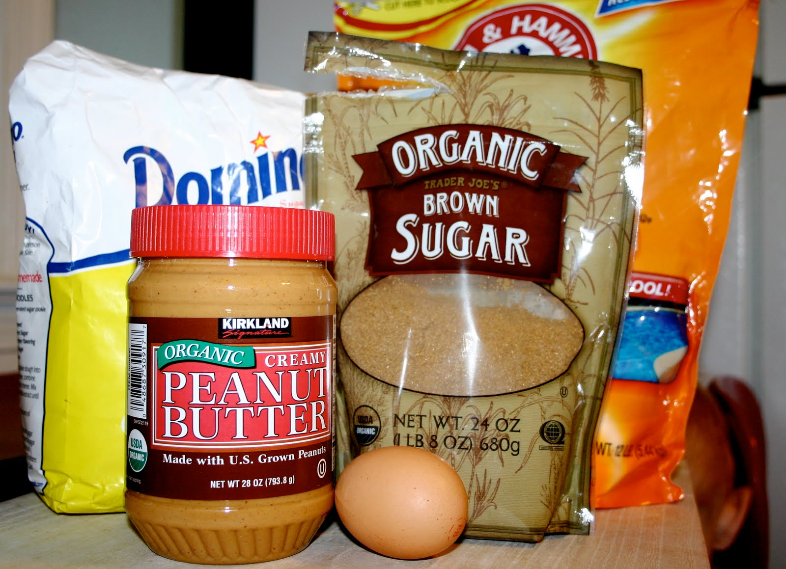 flourless peanut butter