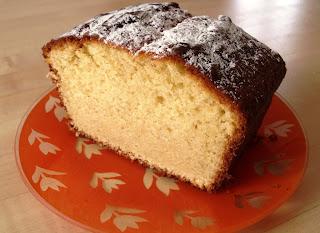 Southern Lemon Pound Cake Recipe
