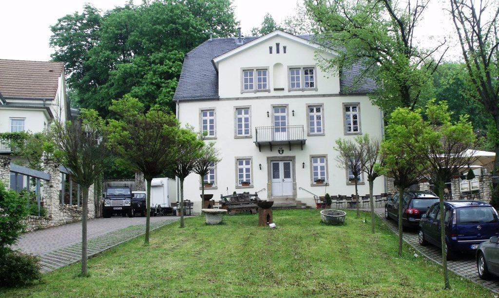 Restaurant Hotal Chateau De Riell Molitg Les Bains