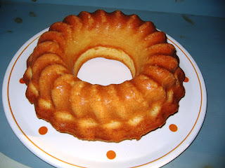 Cherry Pound Cake Sour Cream