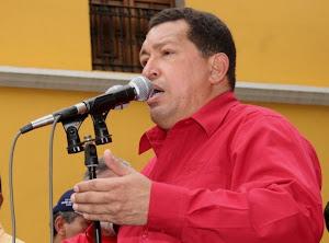 Presidente Hugo Rafael Chavez Frias
