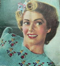 1950&#39;s sweater