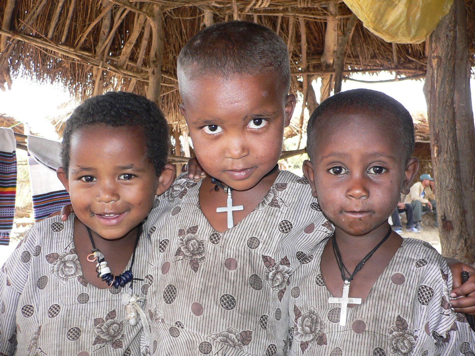 Ethiopia naked boy #1