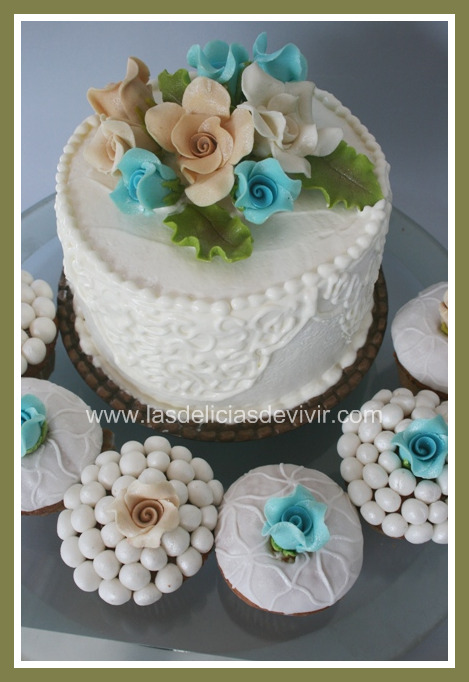 Italian meringue buttercream