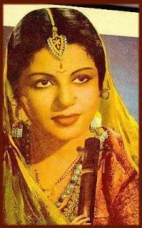 M. S. Subbulakshmi as Meera