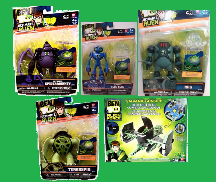 Blogalinhero10: Nuevos juguetes para el 6 Enero 2011