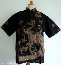Hem Batik tulis bungah