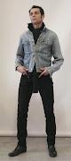 Black skinny jeansBOAZ Black shirtBen Sherman Black scarfH&M